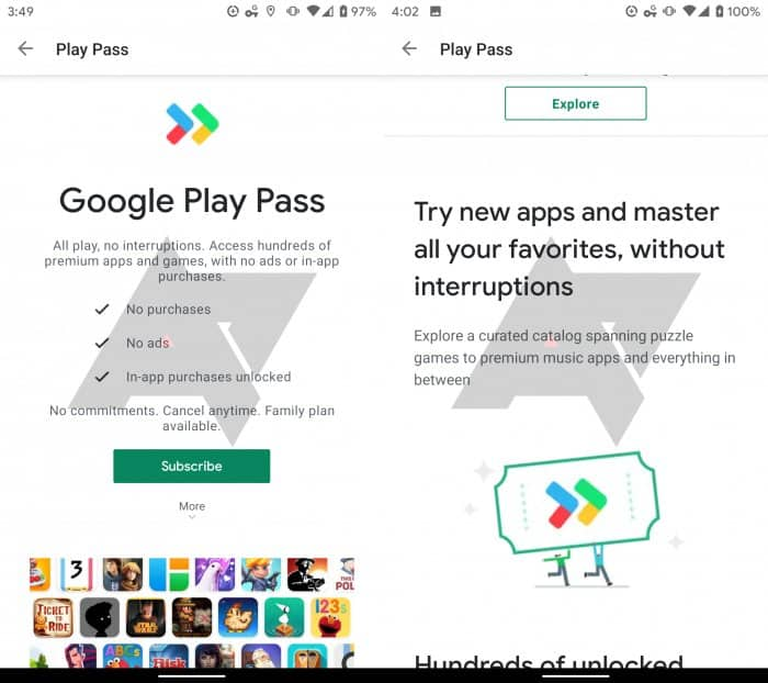 Google-Play-Pass-2 Google Play Pass vai valer a pena?
