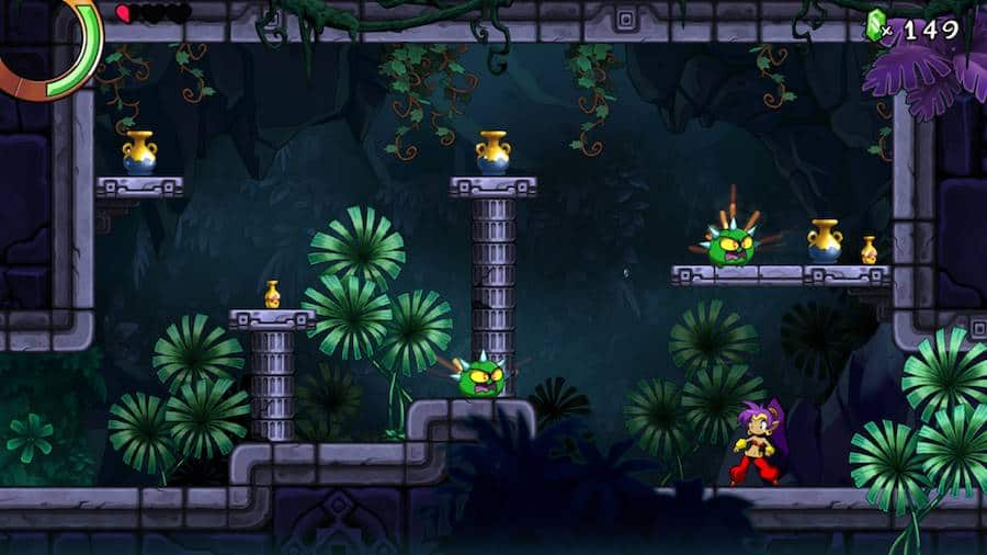 Shantae-and-the-Seven-Sirens-1 Shantae and the Seven Sirens chegará ao Apple Arcade