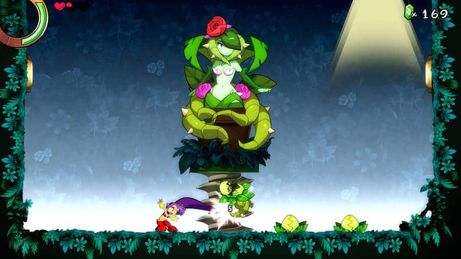 Shantae-and-the-Seven-Sirens-4 Shantae and the Seven Sirens chegará ao Apple Arcade