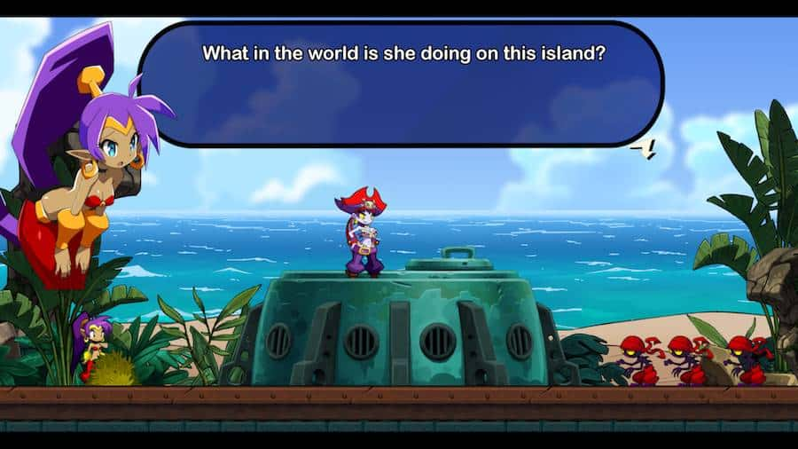 Shantae-and-the-Seven-Sirens-5 Shantae and the Seven Sirens chegará ao Apple Arcade