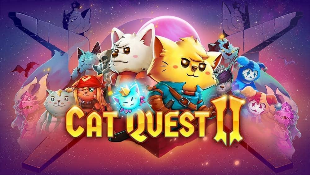 cat-quest-2-android-iphone Cat Quest II chega ao iOS (Apple Arcade)