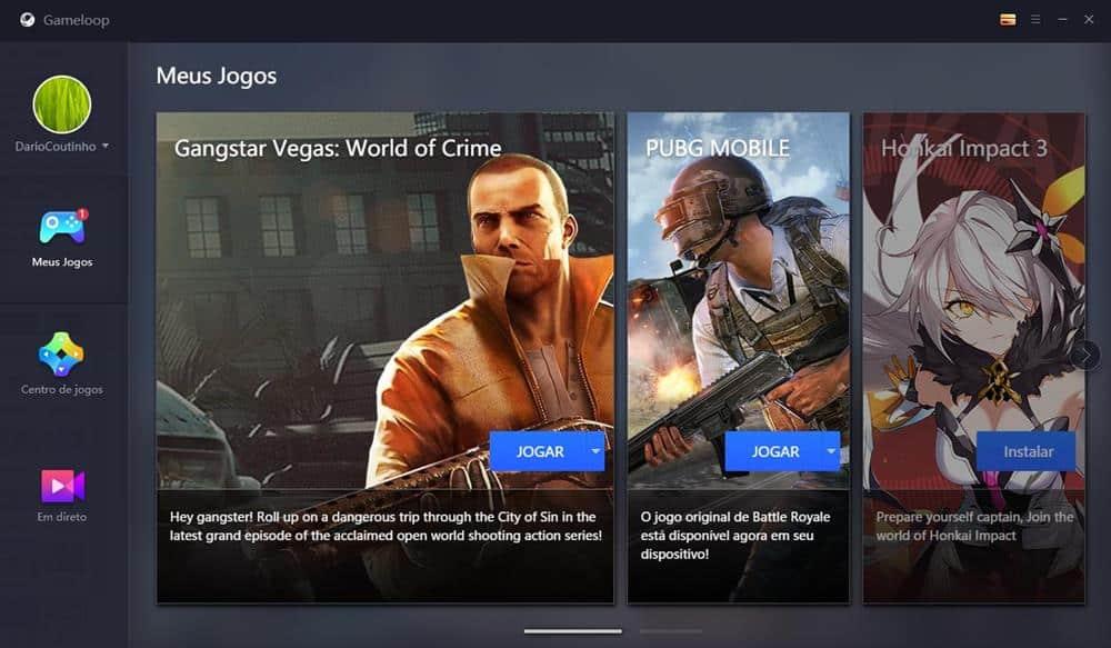 """gangstar-vegas-emulador-gameloop-tencent-2 EXCLUSIVO! Gameloft: """"não há parceria com a Tencent para Gangstar Vegas"""""""