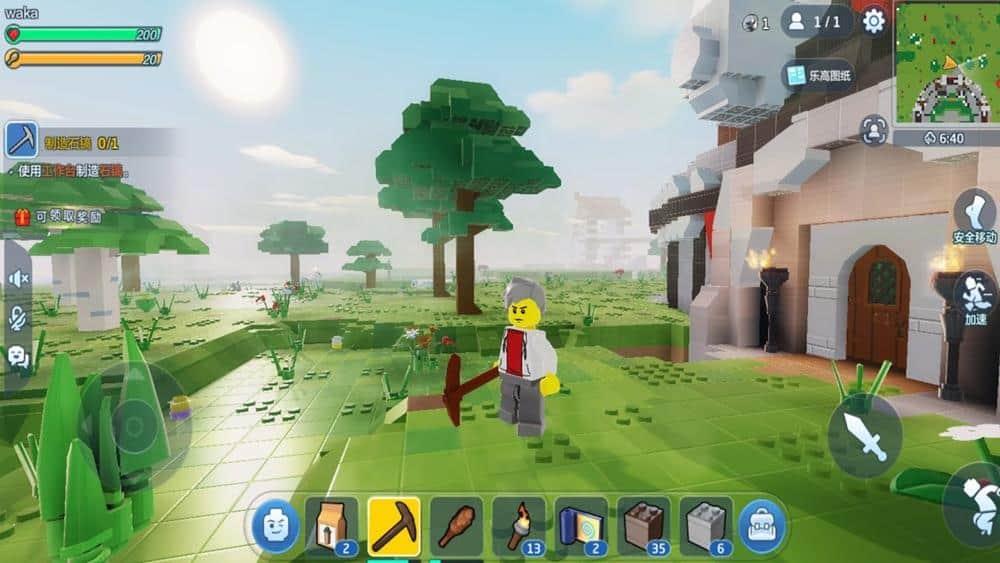 legocube LEGO Cube Unlimited: Jogo estilo Minecraft é lançado na China (APK)