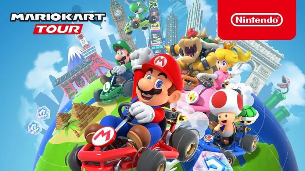 mario-kart-tour-apk-android Mario Kart Tour: Pré-Registro e lançamento em setembro