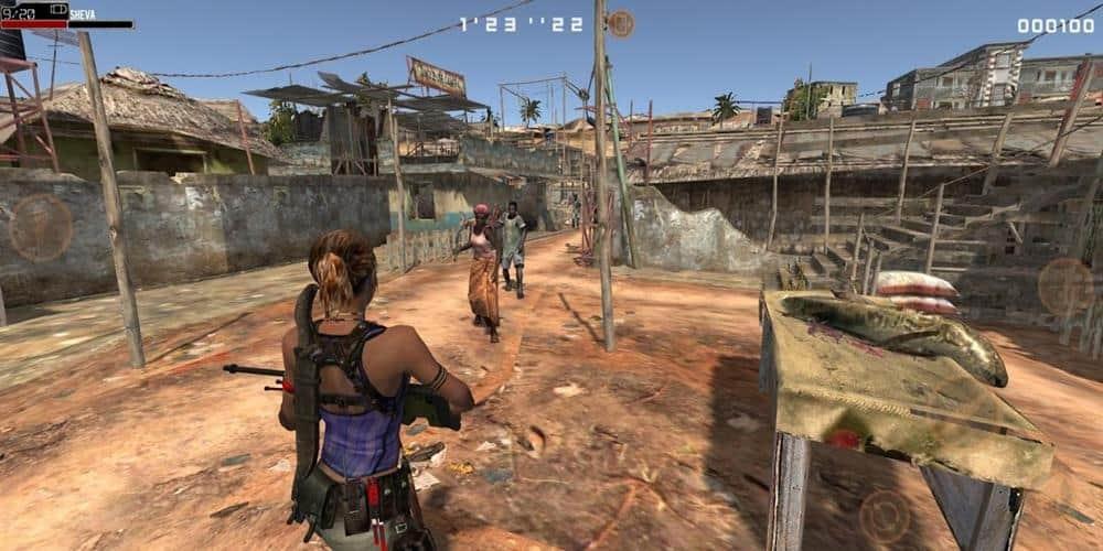 mercenarios-resident-evil-android-apk-1 Mercenarios: game OFFLINE inspirado em Resident Evil (Android)