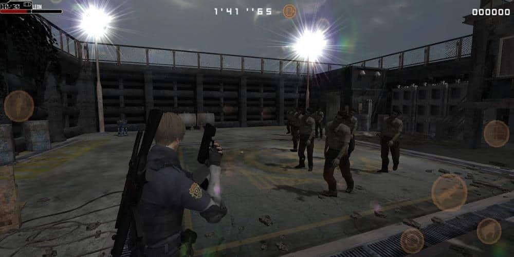mercenarios-resident-evil-android-apk-2 Mercenarios: game OFFLINE inspirado em Resident Evil (Android)