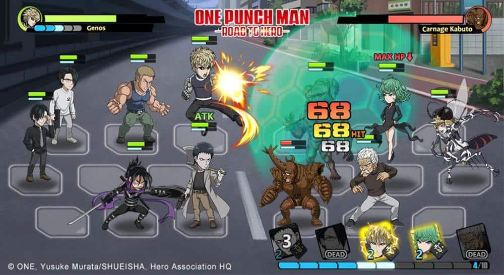 one-punch-man-jogo-ios-android-1 Jogo do One Punch Man é lançado no Android com o nome ridículo