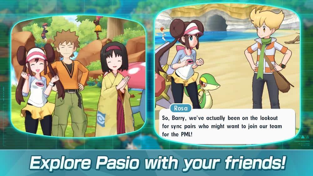 pokemon-masters-2 Lançamento: Pokémon Masters (APK) para Android