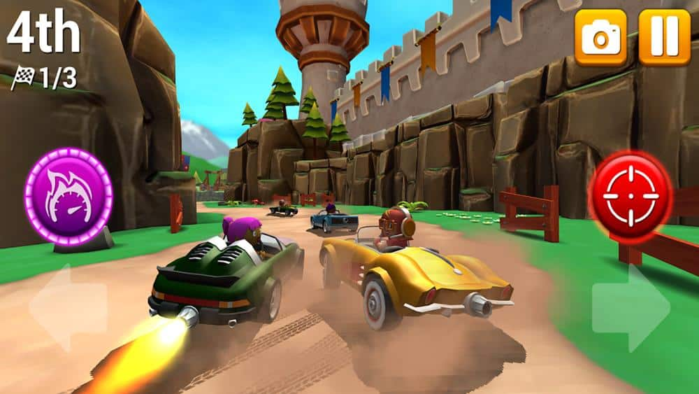 rev-heads-rally-android-offline-game Rev Heads Rally - Jogo OFFLINE para Android