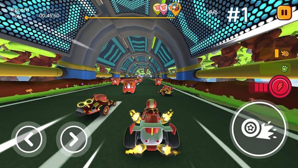 starlit-on-wheels Starlit On Wheels 2.0 - Jogo de Kart para Android e iOS