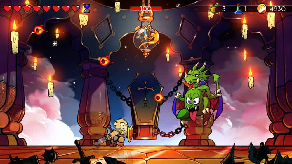 wonde-boy-dragons-trap-android-ios-review-retro-final Wonder Boy: Dragon's Trap (Android e iOS) – Review