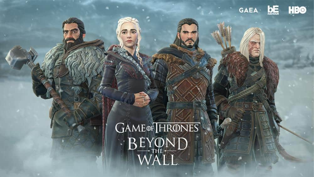 Game-of-Thrones-Beyond-the-Wall Game of Thrones Beyond the Wall ganha data de lançamento e pré-registro