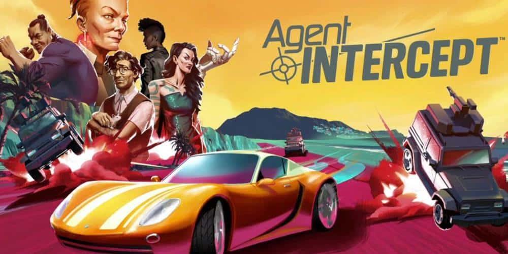 agent-intercept-ios Agent Intercept é um game de perseguição de carros para Apple Arcade