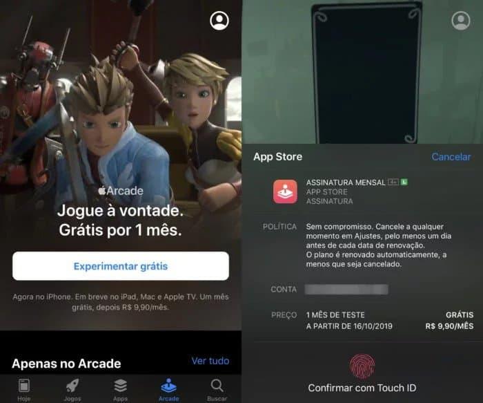 apple-arcade-ios-13-2 Apple Arcade já está disponível no Brasil para quem tem iOS 13 beta