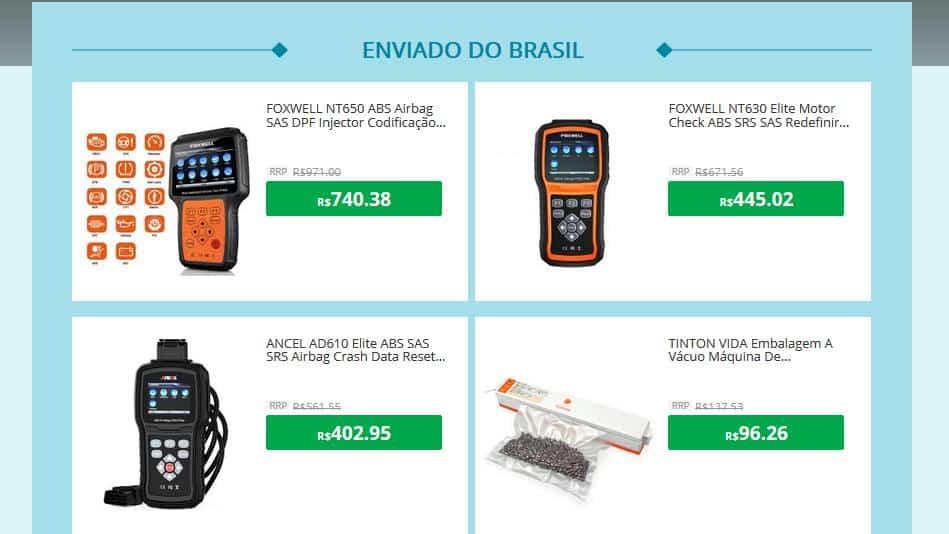 gearbest-armazem-brasil-1 Gearbest inaugura armazém no Brasil, mas produtos decepcionam