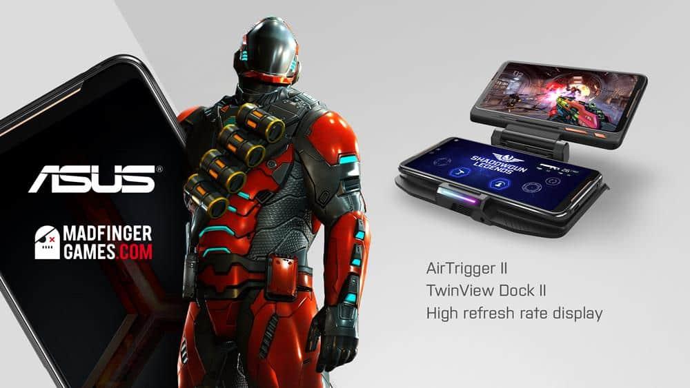 madfinger-games-shadowgun-legends-rog-phone-2 ROG Phone 2: empresas se unem a ASUS para versões otimizadas de games