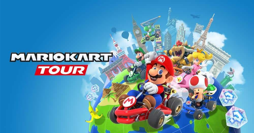 mario-kart-tour-mobile-lancamento Mario Kart Tour - Android (APK) e iOS - lancamento
