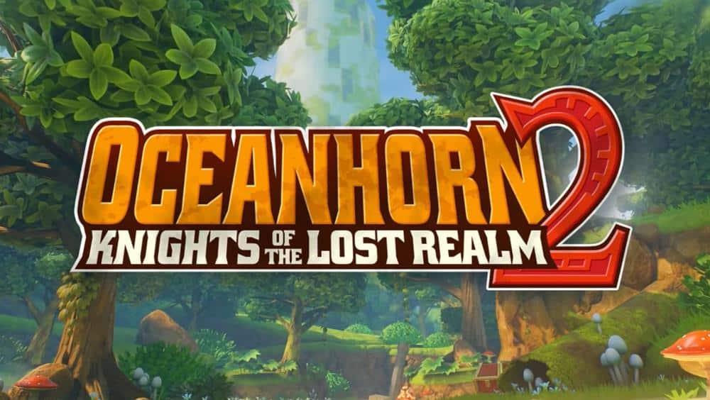 oceanhorn-2-logo Oceanhorn 2 chega ao iOS como exclusivo do Apple Arcade