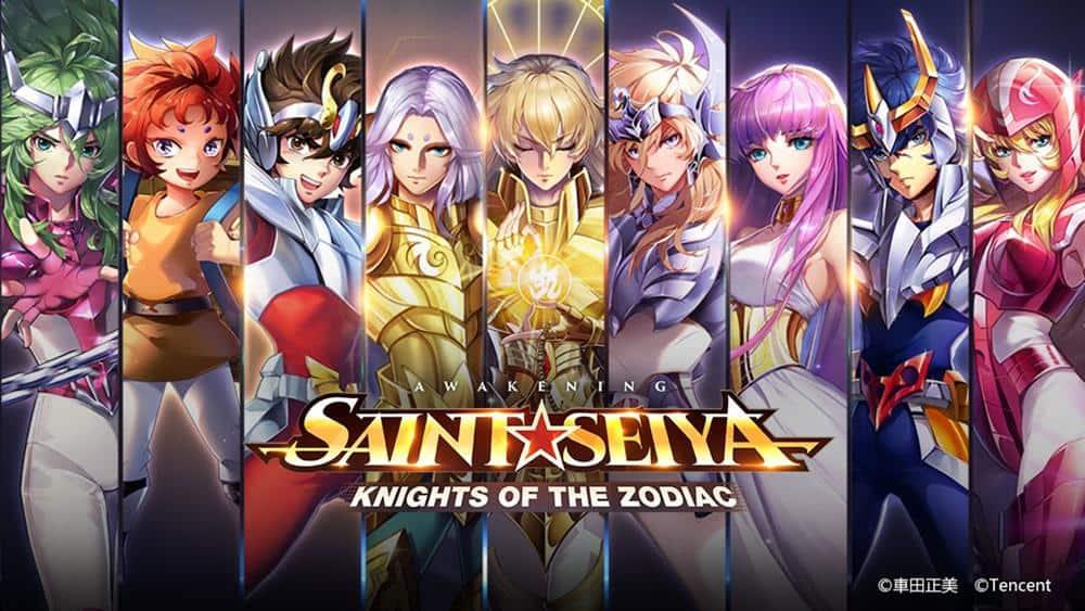 saint-seiya-awakening Melhor time (lineup) de Saint Seiya Awakening (inicial e avançado)
