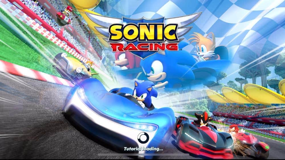 sonic-racing-ios Sonic Racing chega acelerando no Apple Arcade