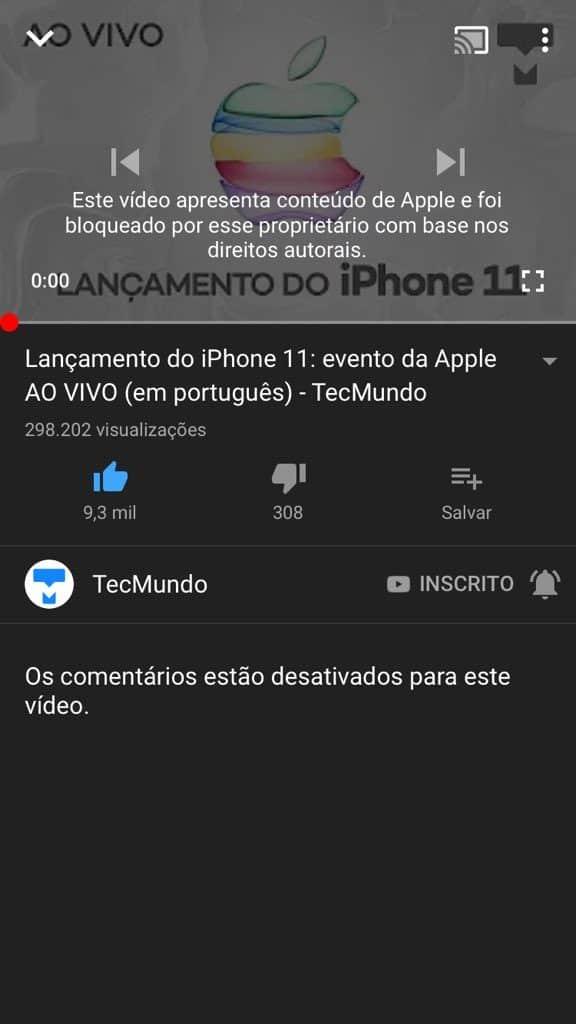 """tecmundo-strike-evento-apple-576x1024 Apple """"trollou"""" os Canais de Tecnologia no Youtube"""