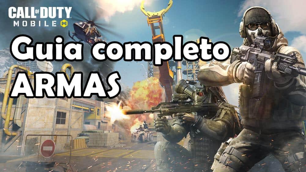 GUIA-ARMAS-CALL-OF-DUTY-MOBILE-MELHORES-ARMAS Call of Duty Mobile: Guia Completo com as Melhores Armas