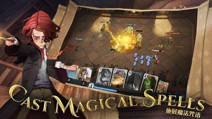 Harry-Potter-Magic-Awakened-3 Harry Potter Magic Awakened: Novo jogo de card game para Android e iOS