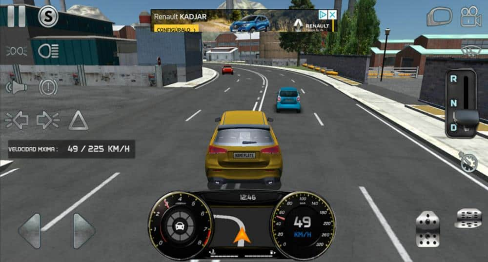 Real-Driving-Sim-jogo-OFFLINE-Android-1 Real Driving Sim - Jogo OFFLINE para Android