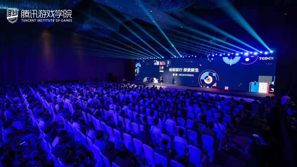 Tencent-gdc-2019-1024x576 Tencent tem sua própria conferência de desenvolvedores: a TGDC