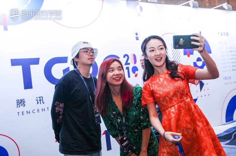 Tencent-gdc-2019-2 Tencent tem sua própria conferência de desenvolvedores: a TGDC