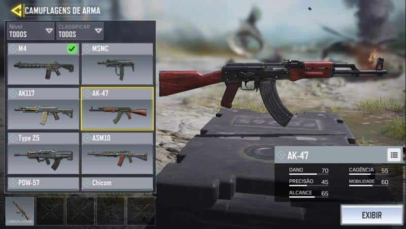 ak-47-call-of-duty-mobile-4 Call of Duty Mobile: Guía completa de las mejores armas
