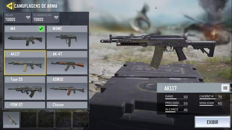 ak117-call-of-duty-mobile-3 Call of Duty Mobile: Guía completa de las mejores armas