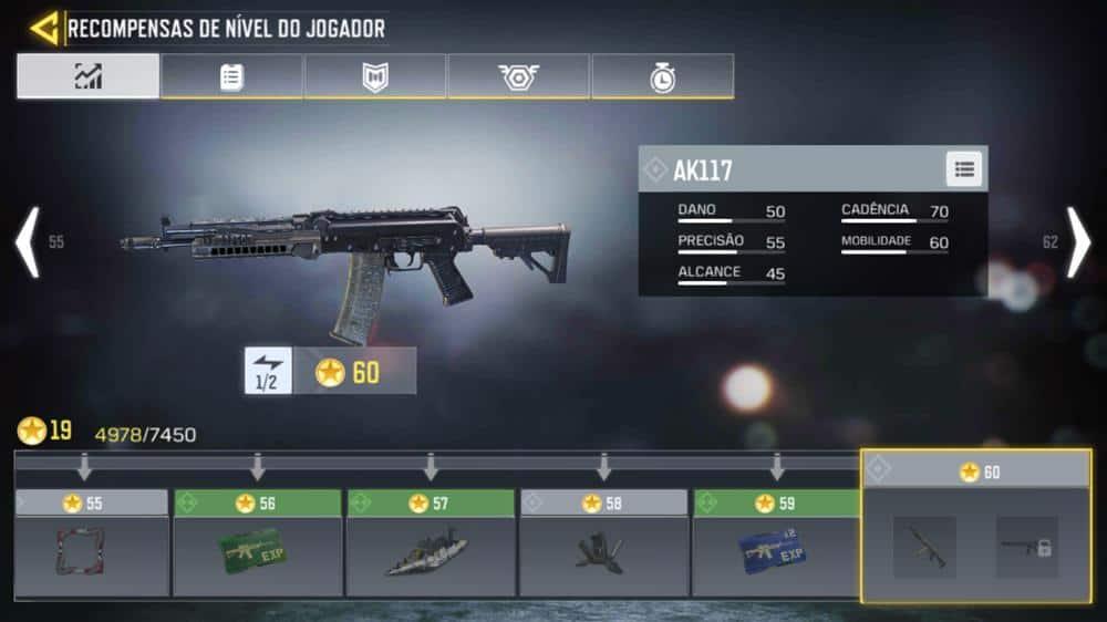 ak117-call-of-duty-mobile Call of Duty Mobile: Guia Completo com as Melhores Armas