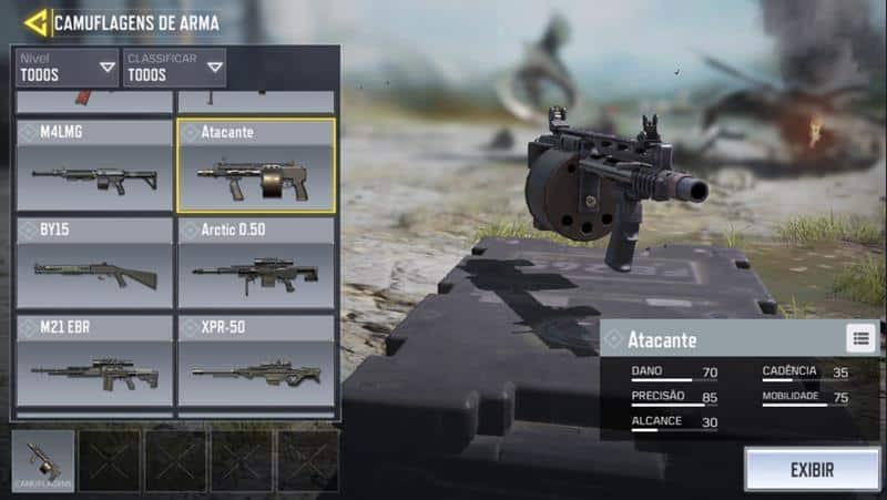 atacante-call-of-duty-mobile-12 Call of Duty Mobile: Guia Completo com as Melhores Armas