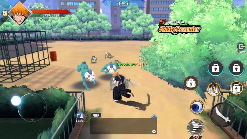 BLEACH Mobile 3D (Awakening Souls) será lançado em português