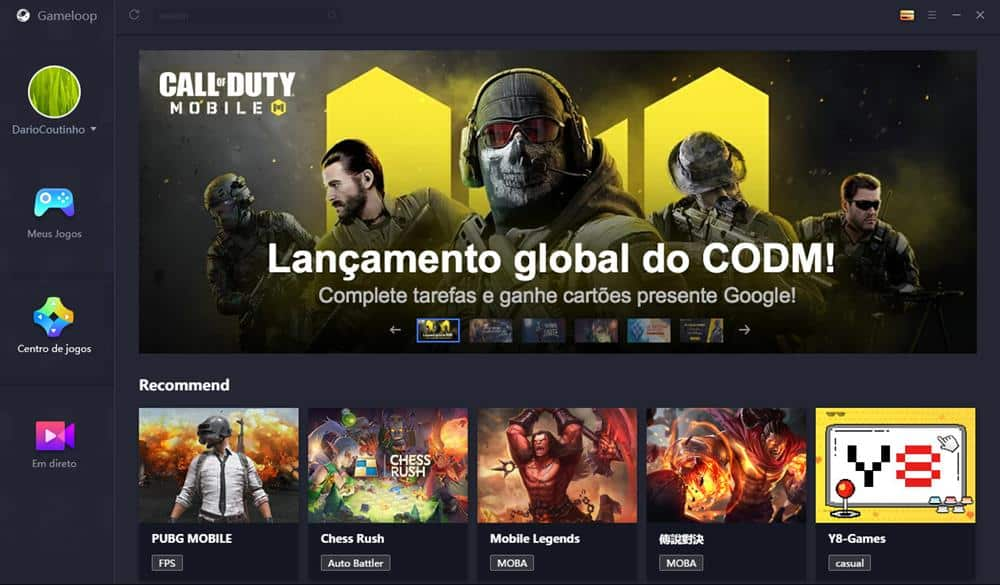 call-of-duty-mobile-lancamento-gameloop Call of Duty Mobile é lançado também no Gameloop (Emulador da Tencent)