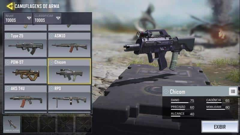 call-of-duty-mobile-8 Call of Duty Mobile: Guía completa de las mejores armas