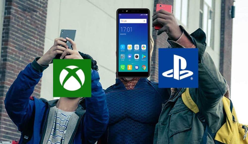 consoles-e-mobile-amiguinhos O futuro é Mobile! Sony e Microsoft já admitiram