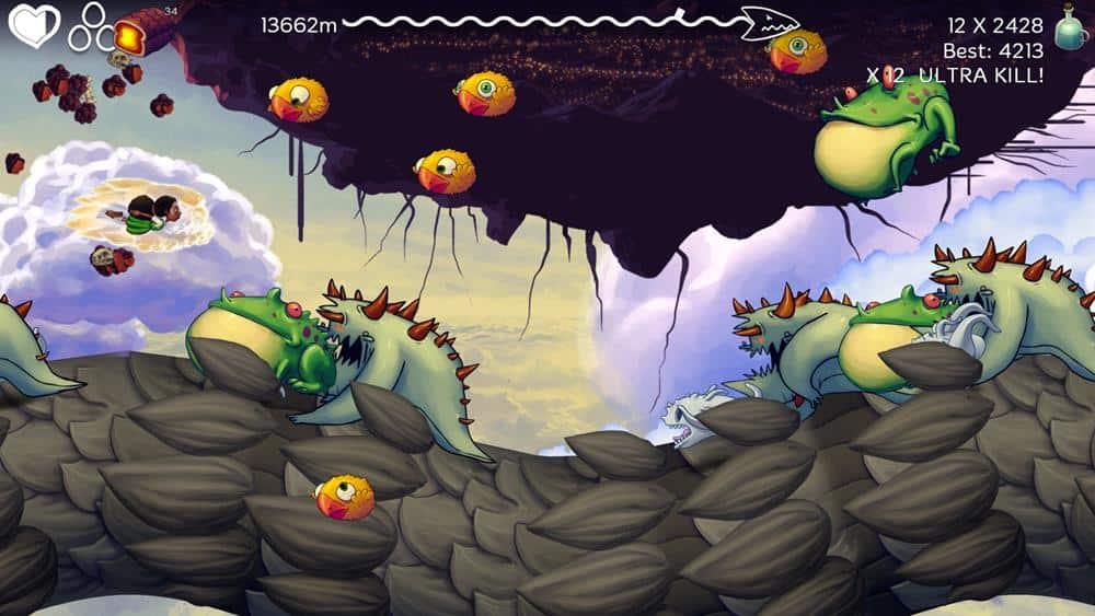 earthnight 100 Melhores Jogos OFFLINE para iOS (de todos os tempos)