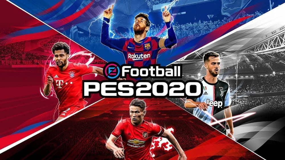 epes2020-efootball eFootball PES 2020 é lançado para Android e iOS