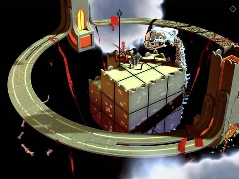 euclidean-skies-1 100 Melhores Jogos OFFLINE para iOS (de todos os tempos)