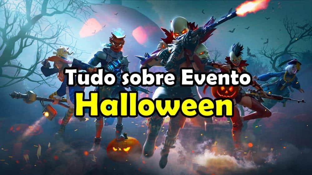 evento-halloween-free-fire-2019- Free Fire: Token Doces de Abóbora e do Diabo, melhores lugares para pegar