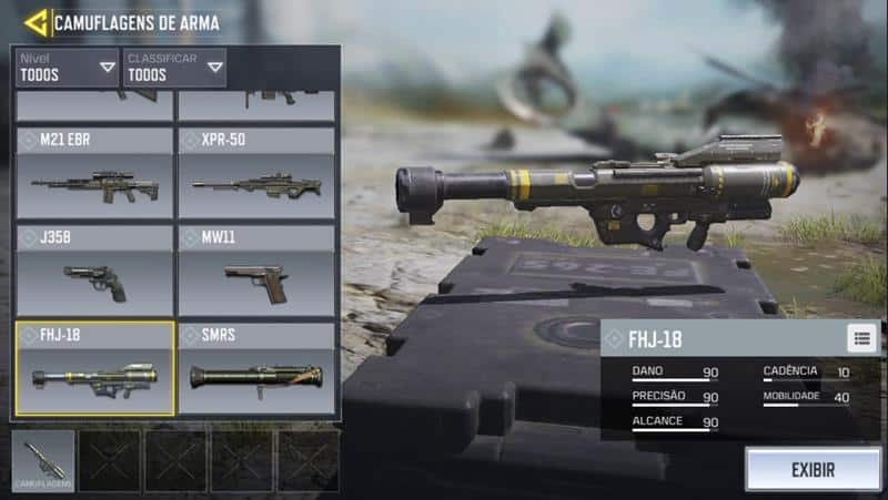 fhj-18call-of-duty-mobile-19 Call of Duty Mobile: Guía completa de las mejores armas