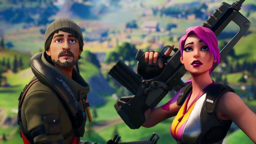 fortnite-capitulo-2-mudancas Fornite será portado para Unreal Engine 5
