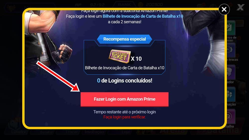 kof-allstar-como-receber-recompensas-4 KOF ALLSTAR: ganhe recompensas no Amazon Prime