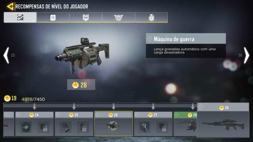 lanca-granadas-cod-mobile Call of Duty Mobile: Guia Completo com as Melhores Armas
