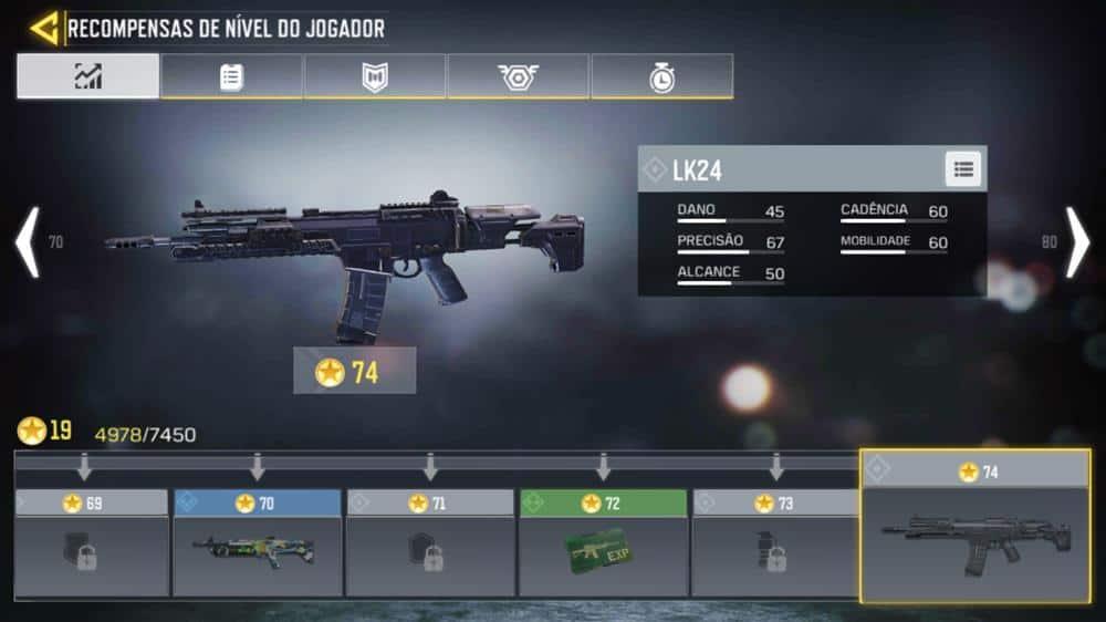 lk24-cod-mobile Call of Duty Mobile: Guia Completo com as Melhores Armas