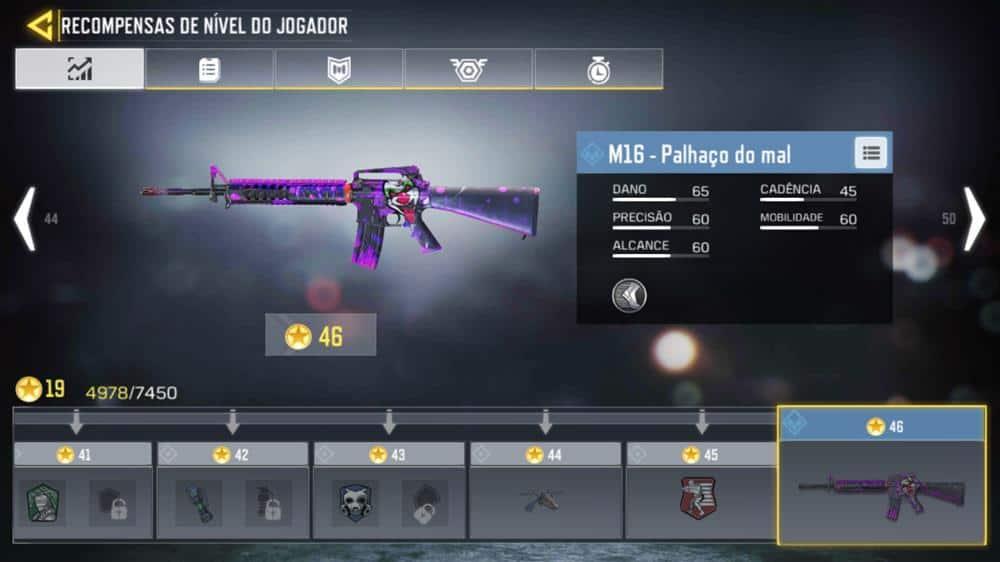 m16-cod-mobile Call of Duty Mobile: Guia Completo com as Melhores Armas