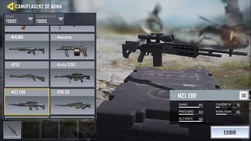 m21-ebr-call-of-duty-mobile-15 Call of Duty Mobile: Guía completa de las mejores armas