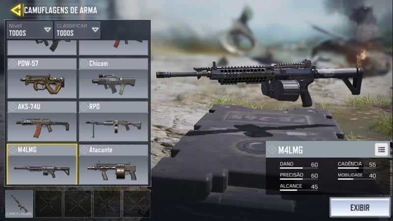 m4Lmg-call-of-duty-mobile-11 Call of Duty Mobile: Guía completa de las mejores armas